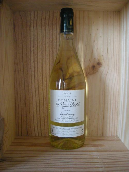 Chardonnay , 5.15 € bottle